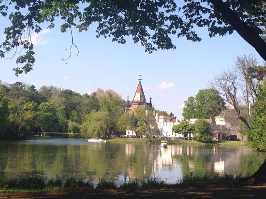 Badeteich Laxenburg