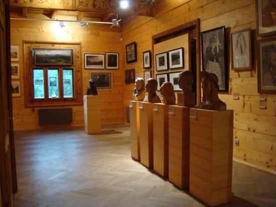 Willa Oksza - Muzeum Tatrzańskie