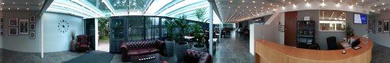 Hotel Hvolsvollur: The lobby in 360°