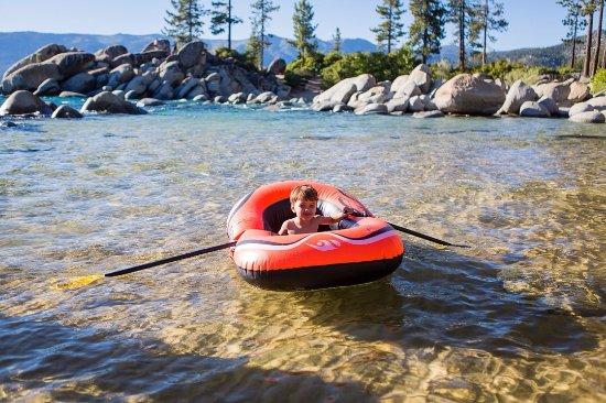 Hyatt Regency Lake Tahoe Resort, Spa and Casino: Sand Harbour