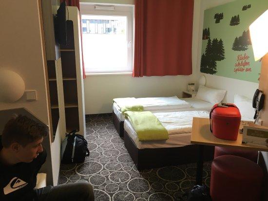 Photo0 Jpg Picture Of B B Hotel Aschaffenburg Tripadvisor
