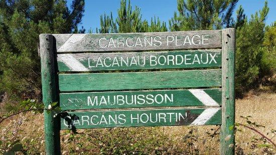 Carcans-Maubuisson, Office de Tourisme Medoc Atlantique: Office de Tourisme de Carcans-Maubuisson