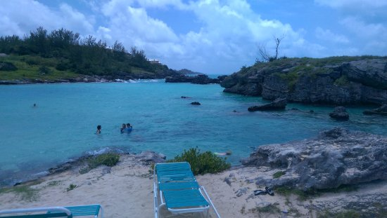 St. George, Bermuda: Take gogles to view all the pretty fish swimming around you.