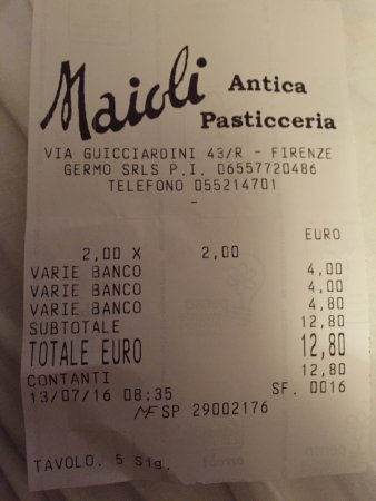 Antica Pasticceria  Maioli : photo0.jpg