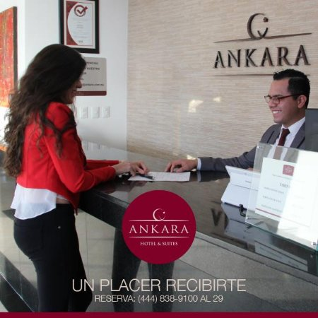 Hotel Ankara San Luis Potosi