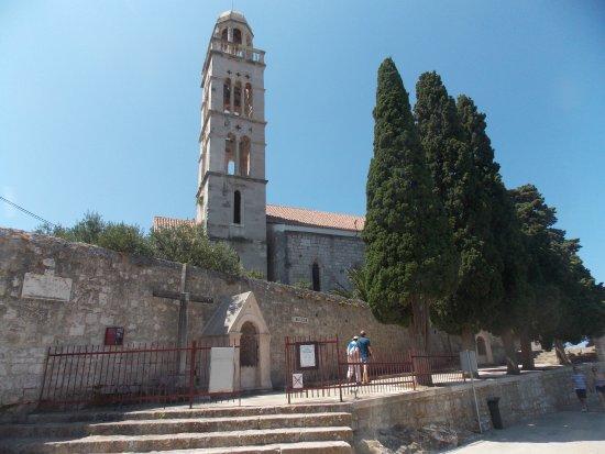 Franciscan Monastery: Esterno