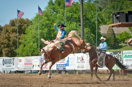 Coarsegold Rodeo. Photo by Nancy Robbins photography.