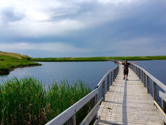 Saint Peters Bay, Canadá: Greenwich Dunes National Park