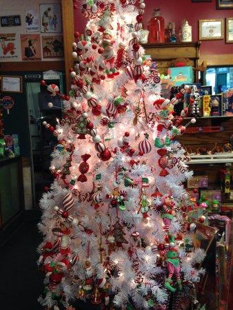 South Pasadena, Californie : candy tree