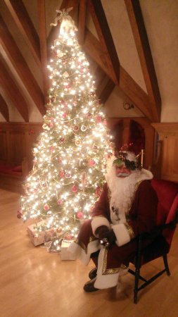 Trail End State Historic Site: Visit with Father Christmas at our annual Holiday Open House!