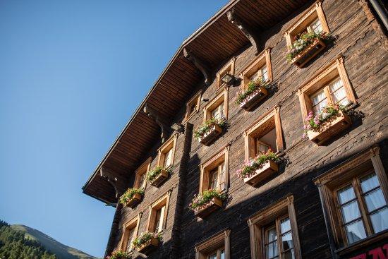 Ulrichen, Suiza: Aussenansicht