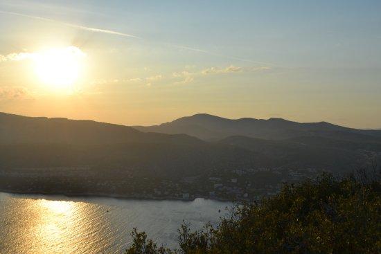Provence, Prancis: Cassis en bas à droite
