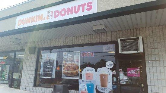 Dunkin Donuts in Hicksville Long Island