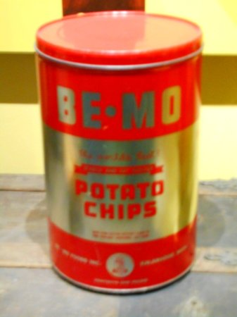 Kalamazoo Valley Museum: Bemo Potato Chips were made in Kalamazoo