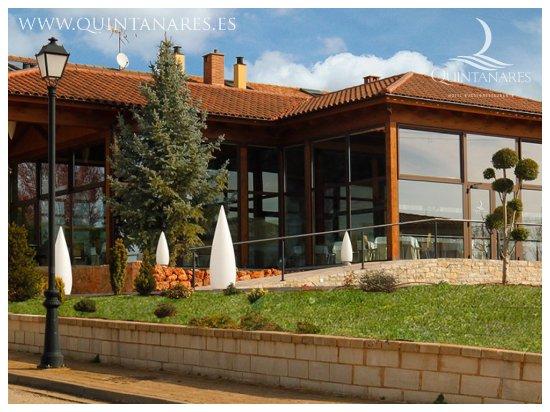 QUINTANARES Rural Hotel