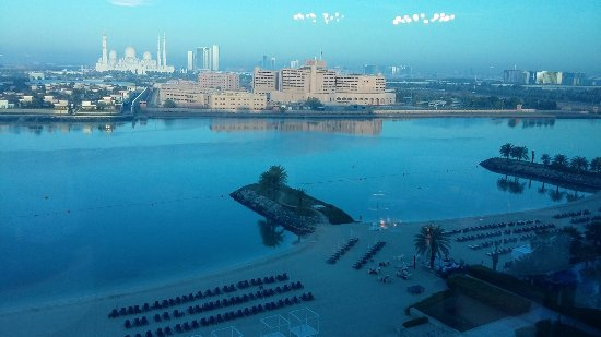 Fairmont Bab Al Bahr: Amazing hotel and location
