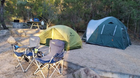 camp site in castle rock camping area picture of. Black Bedroom Furniture Sets. Home Design Ideas