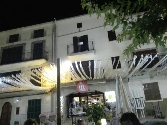 Petra, España: Can Salom Restaurant