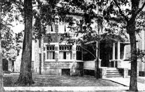Downtown Bed &  Breakfast : Original Photo from 1900s
