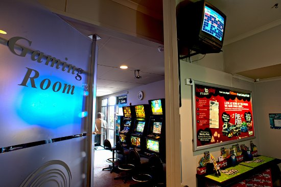 St Helens, Αυστραλία: Gaming Room