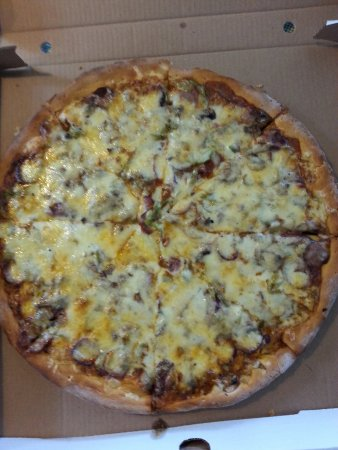 Alice's Pizzas: Awesome pizza!!!