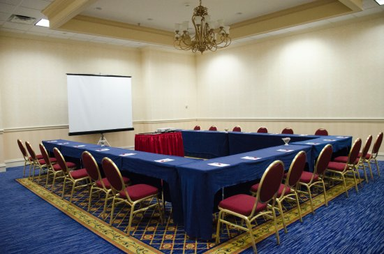Jackson, MS: Meeting room set-up, spacious with varied sized breakout rooms