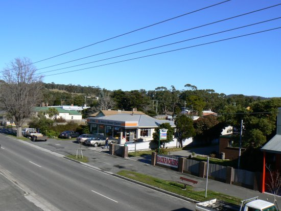 St Helens, Australia: Town View Rooms Street View
