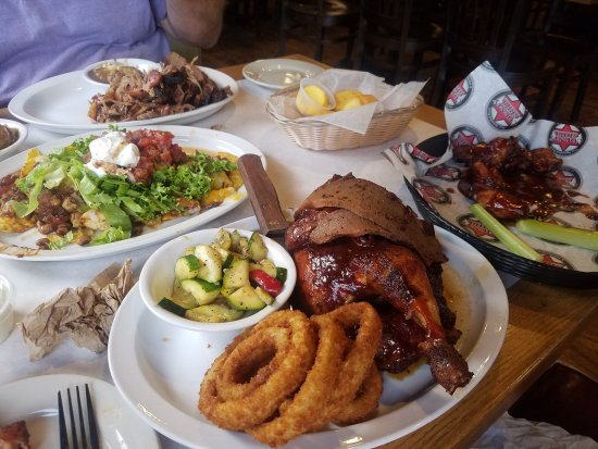 County Grill Smokehouse Hampton Photos Restaurant Reviews Order Online Food Delivery Tripadvisor