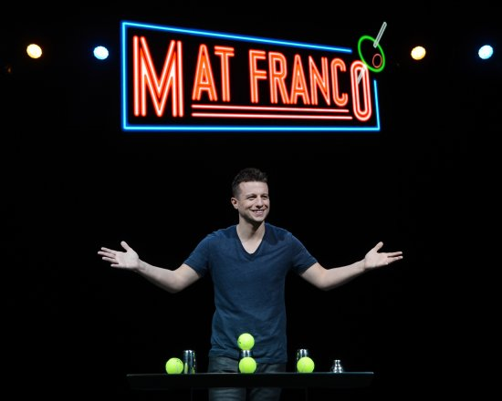 ‪Mat Franco: Magic Reinvented Nightly‬