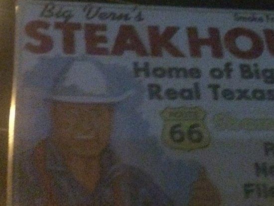 Shamrock, Техас: Yep. Gotta stop here.
