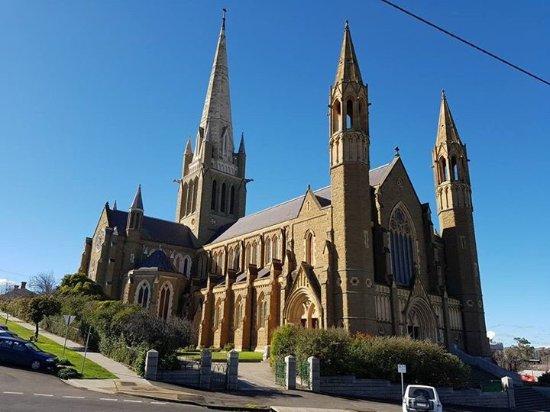 Bendigo, Avustralya: Sacred Heart Cathedral