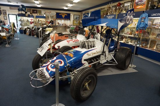 Eastern Museum of Motor Racing: ..TOO MUCH TO SEE