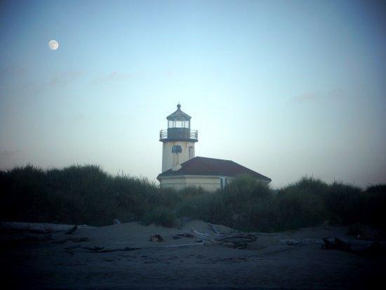 Bullards Beach State Park: Lighthouse