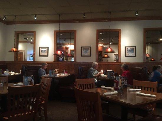 FATZ: Interior of restaurant. Very nice...