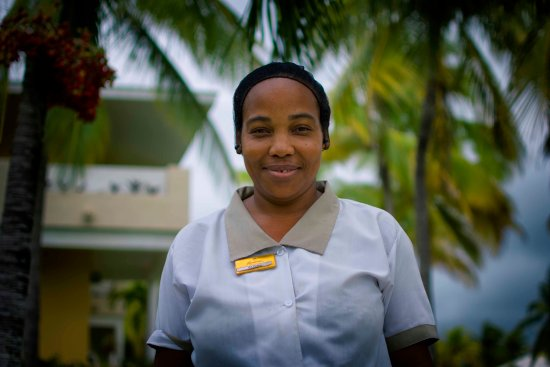 Paradisus Rio de Oro Resort & Spa: staff