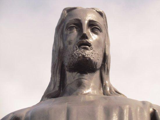 Monumento a Cristo Rey: cristo rey