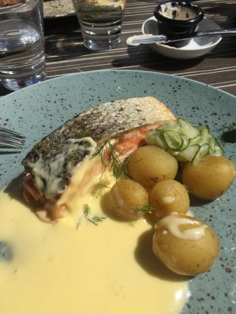 Atellet Hotell: Lunch