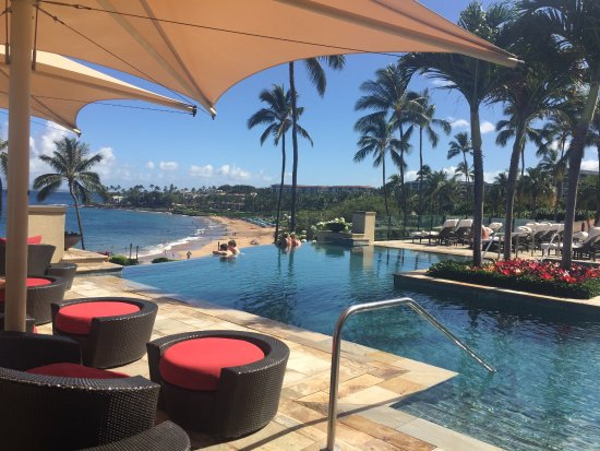 Four Seasons Resort Maui at Wailea: Adults-only Serenity Pool