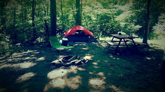 Walton, KY: Loved camping here!!! Will def be coming back again when we go to kentucky