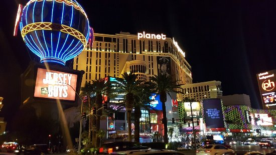 Planet Hollywood Casino: 20160709_205431_large.jpg