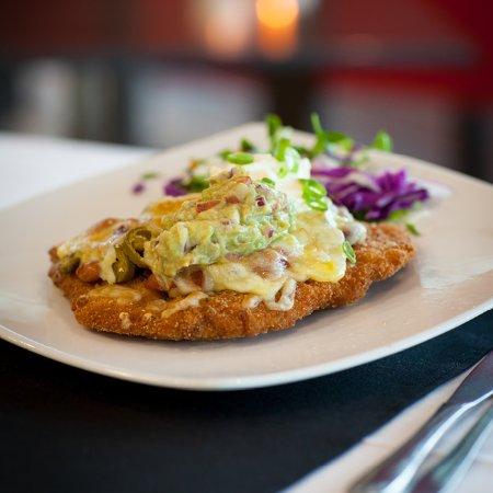 Mollymook, Austrália: Schnitzel