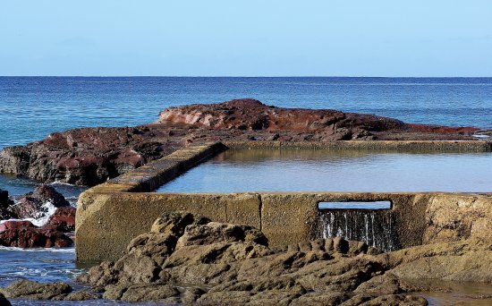 Eden, Australien: Aslings Beach Sea Pool