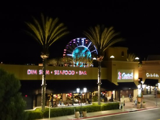 Irvine Spectrum Food Restaurants
