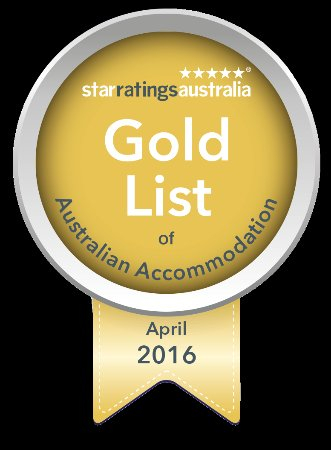 Outrigger Bay Apartments: Gold Listing Award 2016