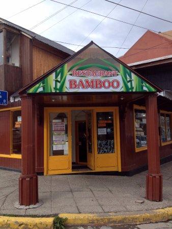 Restaurant Bamboo: Fachada del Restaurante