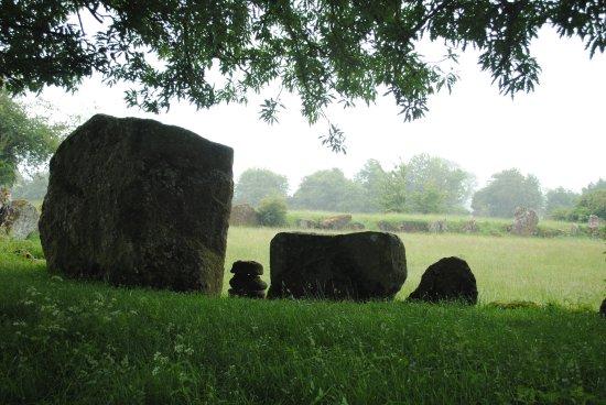 Ennis, Irland: Stone Circle at Lough Gur