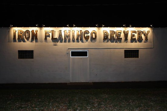 ‪Iron Flamingo Brewery‬