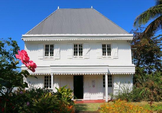 Petite-Ile, جزيرة ريونيون: La Maison des Terroirs est installée sur le Domaine de Manapany