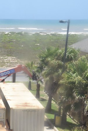 Holiday Inn Express & Suites Corpus Christi-N Padre Island: 3rd floor view