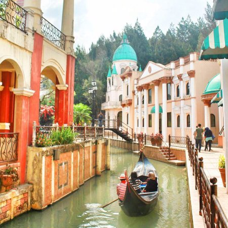 Puncak, Indonesia: Gondola